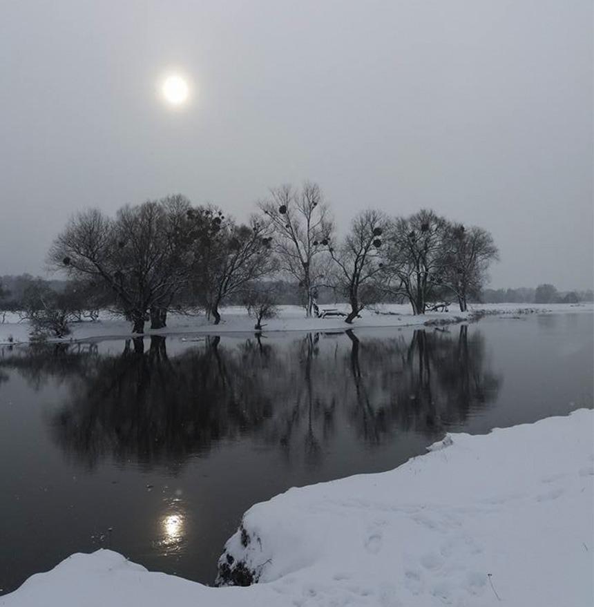 Зимові сплави